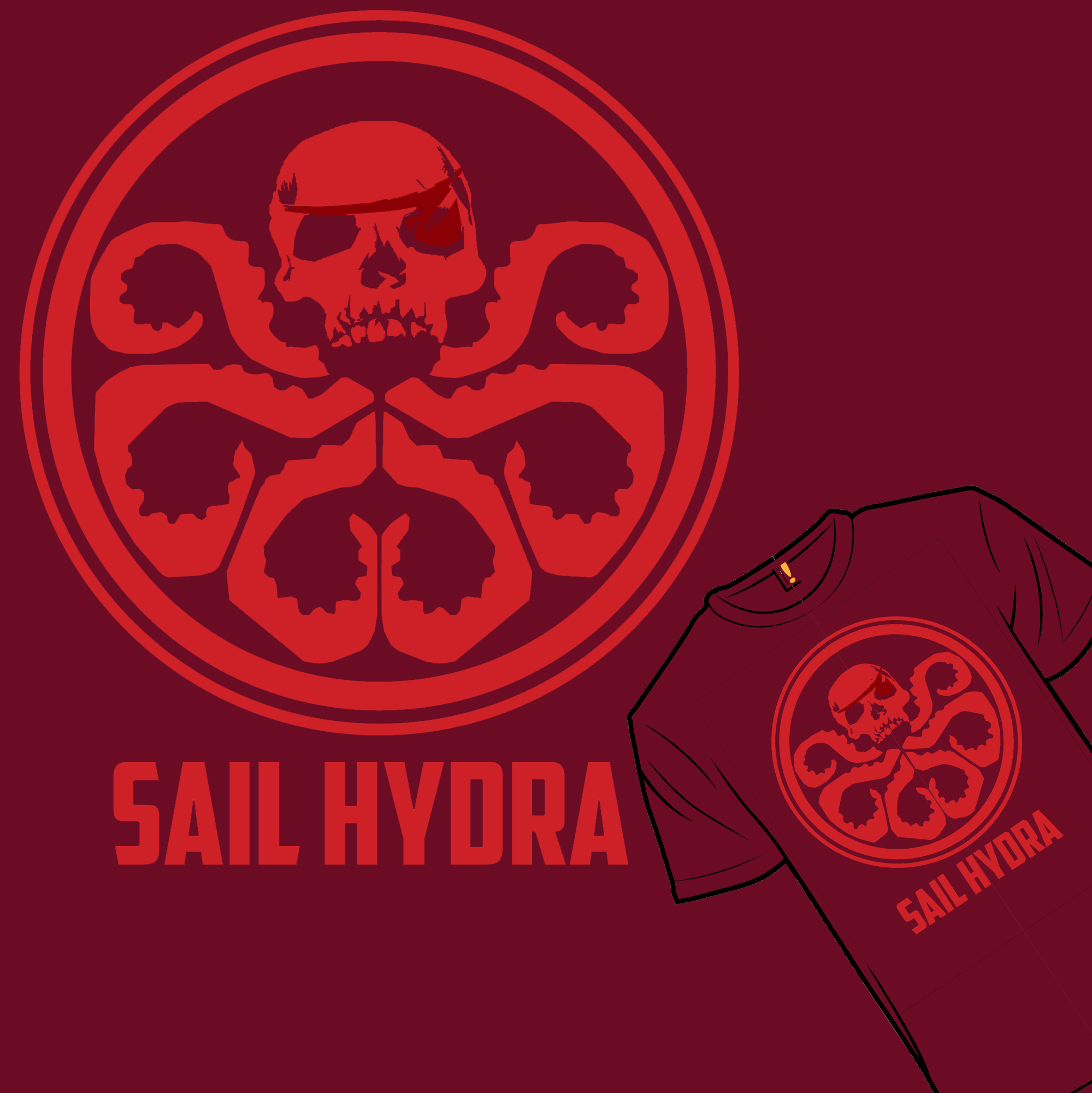 SAIL HYDRA!