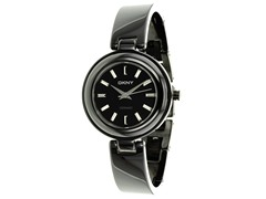 DKNY Ceramic Bangle Watch