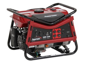 Powermate 3,000-Watt Portable Generator