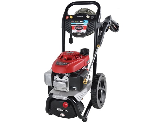 Refurb Simpson 60583R Honda GCV160 3000PSI Gas Pressure Washer