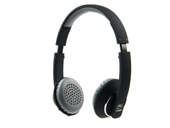 Bluetooth Headphones - Black/Grey