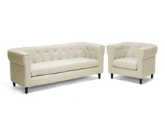 Cortland Sofa and Chair