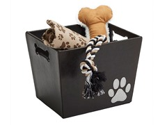 Enchanted Home Pet Paw Tote - Large