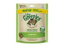 Feline Dental Treats - Catnip Flavor 5.5oz