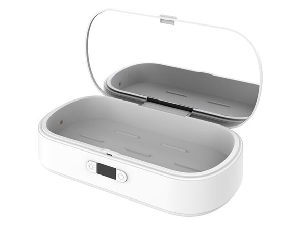 Image of Caseph Portable Uv Sterilization Box With Wireless Charging