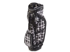 Women's Duchess Cart Bag - Block/White