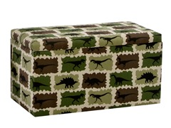 Storage Bench Rex Camo Green