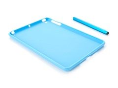 Silicone Case for iPad mini - Baby Blue