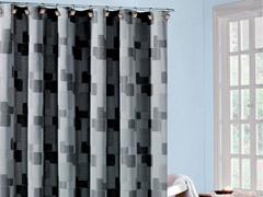 Kallista Geo Shower Curtain - 3 Colors