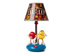 M & M's Desk Lamp