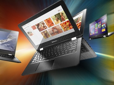 "Lenovo Flex 3 14"" Convertible Notebook"