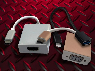 Rhino USB Cables & Adapters