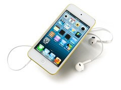 32GB iPod touch (5th Gen) Yellow