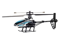 "Riviera 2.4Ghz 20"" F46 4CH Blue R/C Helicopter"