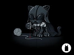 Darth Meow Unisex Tank Top
