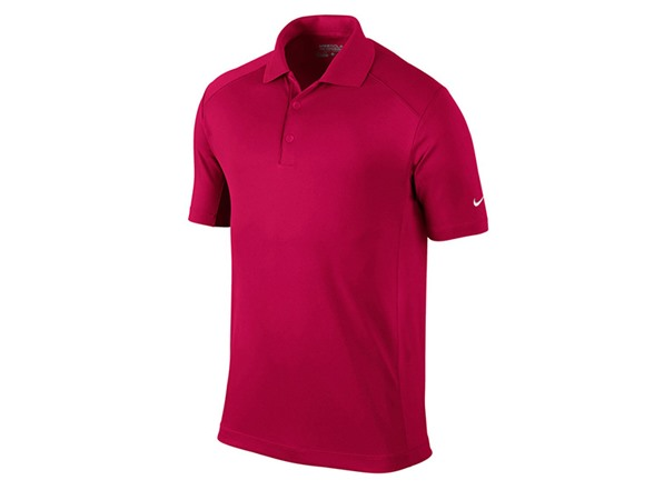 Nike dri fit victory polos 10 colors for Maroon dri fit polo shirt