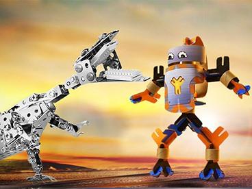 Imagination-Building Toys
