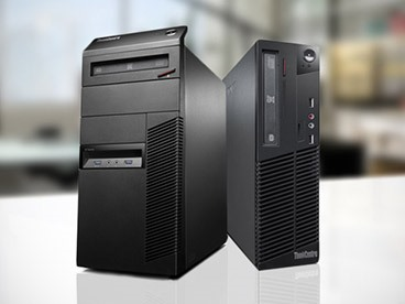 Lenovo ThinkCentre Business Desktops