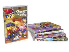 Sid the Science Kid 5-DVD Bundle