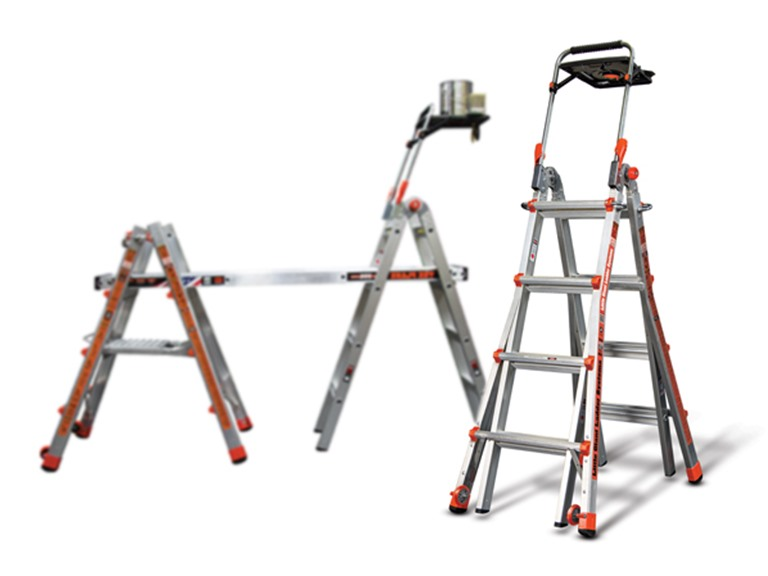 Little Giant 17' Titan X Ladder