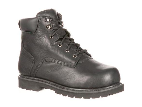 ac6773c2759 Lehigh Unisex Steel Toe Met Guard Waterproof Work Boot