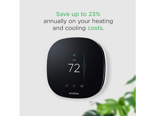 Ecobee3 Lite Smart Thermostat  2nd Gen
