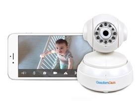 ComfortCam Pro HD Baby Monitor - White