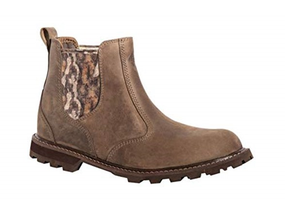 Image of Muck Boot Chelsea Boot - Taupe/mossy Oak
