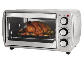 Oster 6-Slice Convection Toaster Oven Stainless