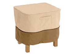 Ottoman/Table Cover, 32 by 22 by 17-Inch