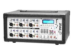6CH 600 Watt Bluetooth DJ Mixer