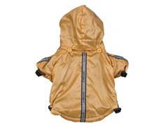 Yellow Reflecta-Sport Rainbreaker