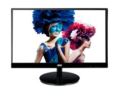 "AOC 22"" 1080p Ultra-Slim IPS LED Monitor"