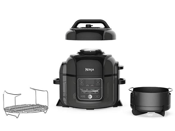 Ninja Op300 Foodi 6.5 Quart Pressure Cooker