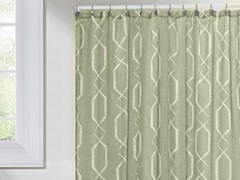 Arcadia Shower Curtain - Sage