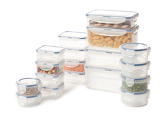 Lock & Lock 36-Piece Storage Set