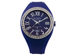 Men's BOX 40Z BLU Blue Dial Watch