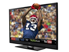 "47"" 1080p 3D LED Smart TV with Wi-Fi"