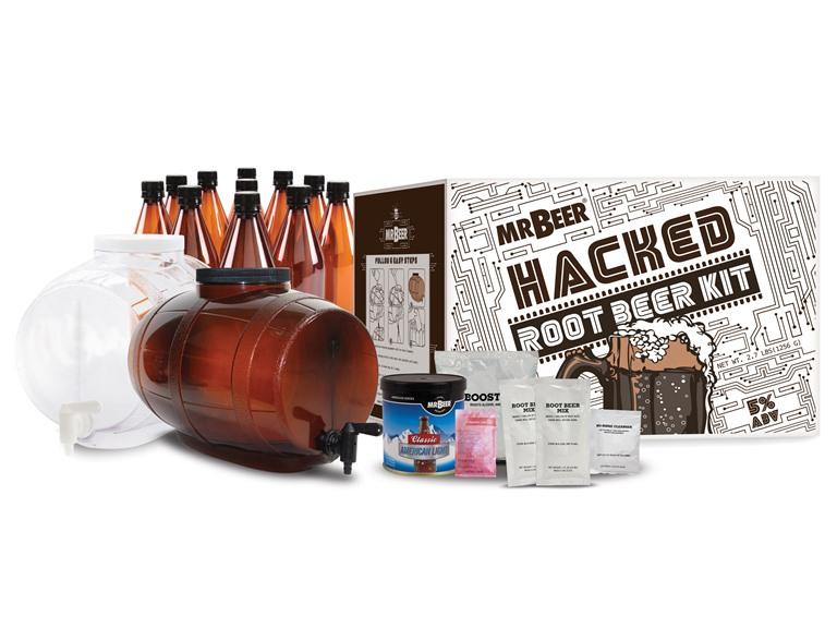 Mr. Beer Hacked Root Beer Kit