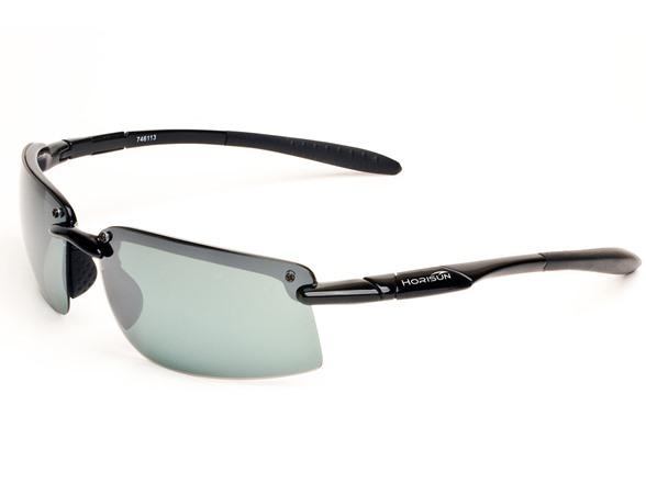 Plastic Glasses Frame Bent : Horisun Polarized Sunglasses, Green - Woot