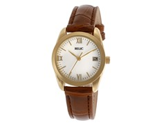 Women's White Dial Watch