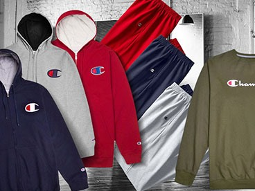 Champion Men's Big and Tall Apparel