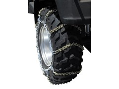 ATV Oversized V-Bar Tire Chains, Size D