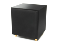 "Subcompact 8"" 300W Powered Subwoofer"