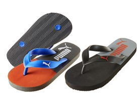 PUMA Boys Flip Flops (11-4), 2 Colors