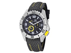 Multi-Function Chronograph, Yellow