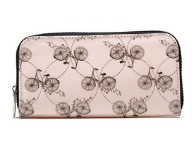 Kitsch'n Glam Coated Wallet, Roundabout