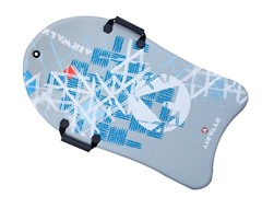 "Airwalk 36"" Foam Sled - Grey"