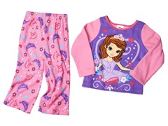 Sofia 2-Piece Fleece Set (2T-4T)