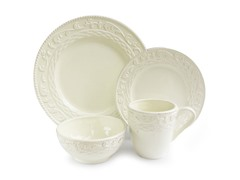 American Atelier Atria 16 Pc Dinnerware Set